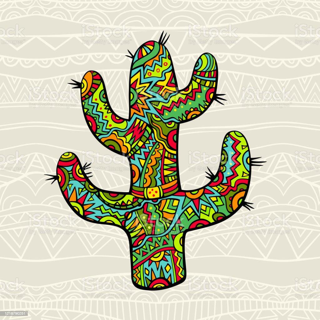 Funky Cactus