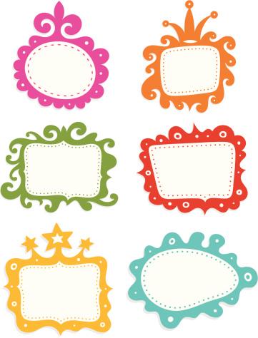 Funky frames set