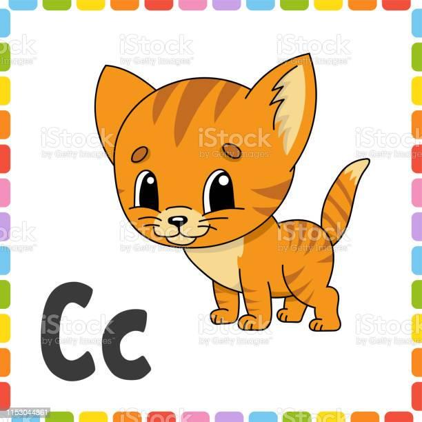 Funny alphabet abc flash cards cartoon cute character isolated on vector id1153044861?b=1&k=6&m=1153044861&s=612x612&h=jgn7sfcwckw64yazefv0drr6 e7d3g5apdizfw9cv2u=