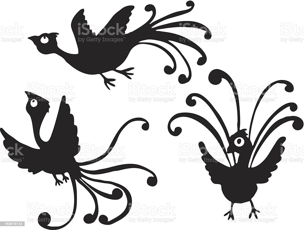 Funny Bird royalty-free funny bird stock vector art & more images of abstract