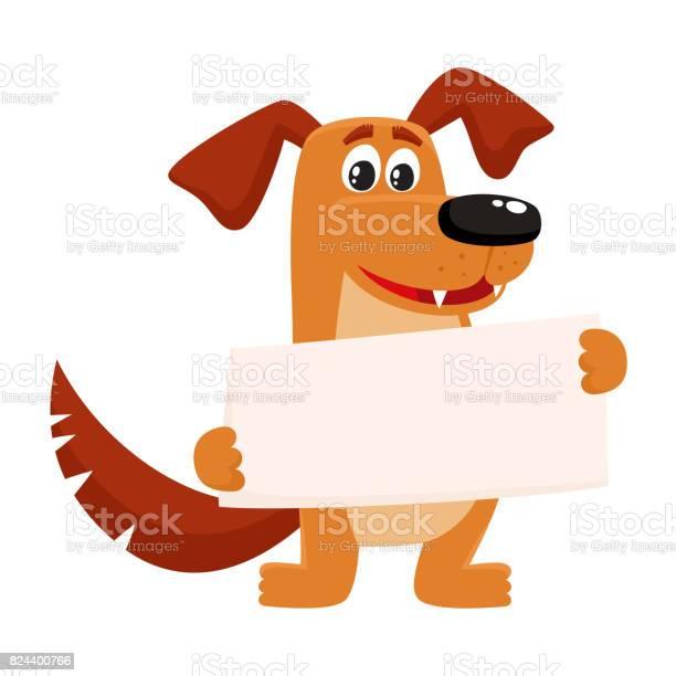 Funny brown dog character holding empty board vector id824400766?b=1&k=6&m=824400766&s=612x612&h=6u0guvnd 1bzijxetvvf 8mrt qzebmx1if58kzi7sq=