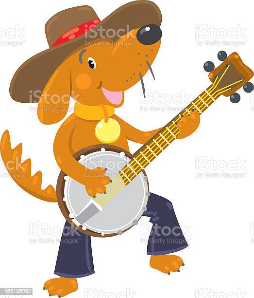 Funny brown dog plays the banjo vector id485105282?b=1&k=6&m=485105282&s=612x612&h=kxmlggan2sn20drpg7snlquwkygh 5vcl1zewknj3r0=