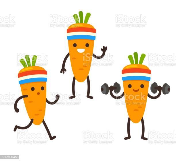 Funny cartoon carrot character vector id917396456?b=1&k=6&m=917396456&s=612x612&h=cxdinog4td4bhm  bem39yihqq61l2dk7yxtcfy1xmy=