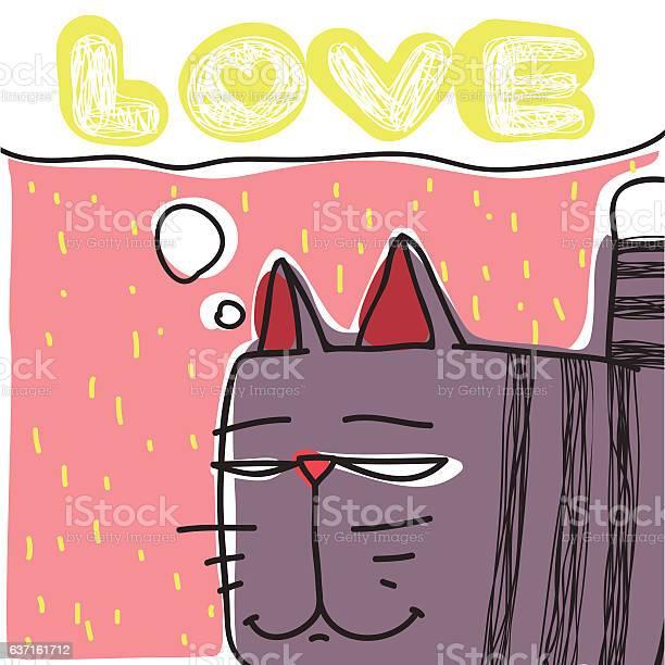 Funny cartoon cat vector vector id637161712?b=1&k=6&m=637161712&s=612x612&h=f qcww4z8v112dfdxzxkix03gox 2wn93zlctwrwtwm=