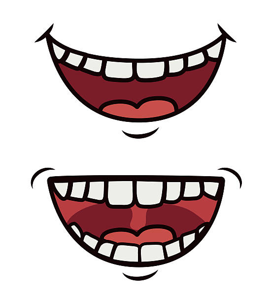 Royalty Free Smiling Clip Art, Vector Images ...