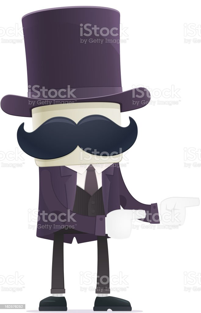 funny cartoon illusionist royalty-free funny cartoon illusionist stock vector art & more images of adult
