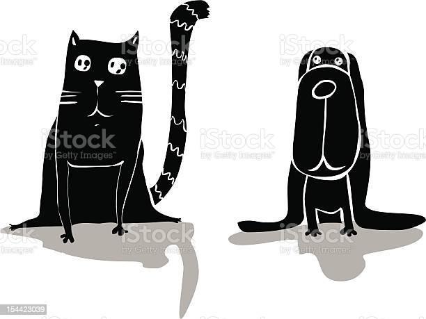 Funny cat and dog vector id154423039?b=1&k=6&m=154423039&s=612x612&h=cg2az nhljhpajqoflwnebgkuud0btybj8adkf0brgg=