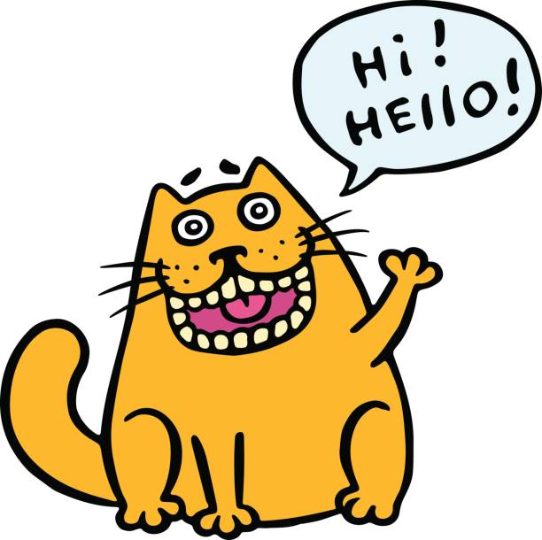 Ginger Cat Illustrations, Royalty-Free Vector Graphics ...