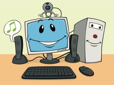 Computer Bilder Lustig