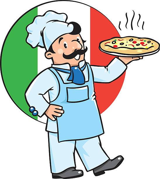 Italian Family Dinner Illustrations, Royalty-Free Vector ...