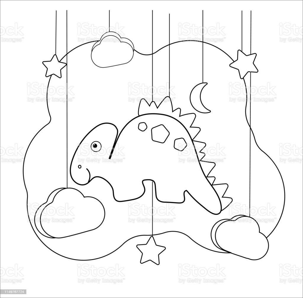 Jeu Educatif Dino Drole Avec Stegosaurus Pour Le Jeu Dimpression