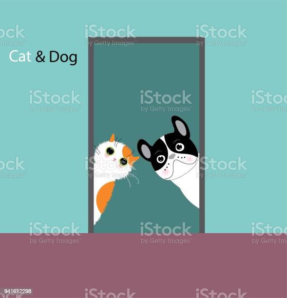 Funny dog and cat vector id941612298?b=1&k=6&m=941612298&s=612x612&h=tbi3apwy9plicv rletgabibkujza97c4qdobpzz3y4=
