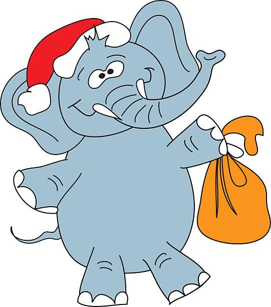 Best Elephant Leg Illustrations, Royalty-Free Vector ...
