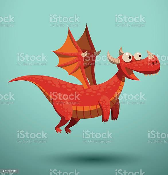 Funny flying dragon red vector id471862316?b=1&k=6&m=471862316&s=612x612&h=ahdzkfq2rkesriv0iwhkvt69b atekz ygeuzbki n8=