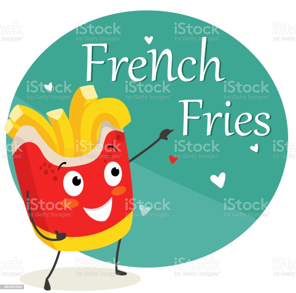 funny french fries royalty-free funny french fries stock vector art & more images of cartoon