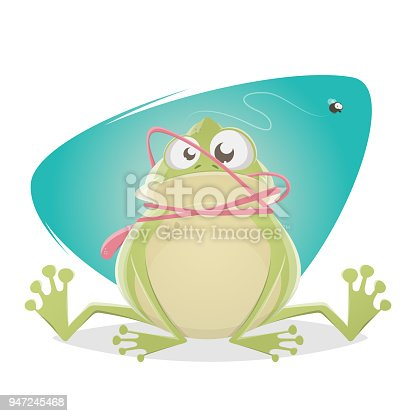 Frog, Tongue, Insect High Resolution Stock Photography and Images - Alamy