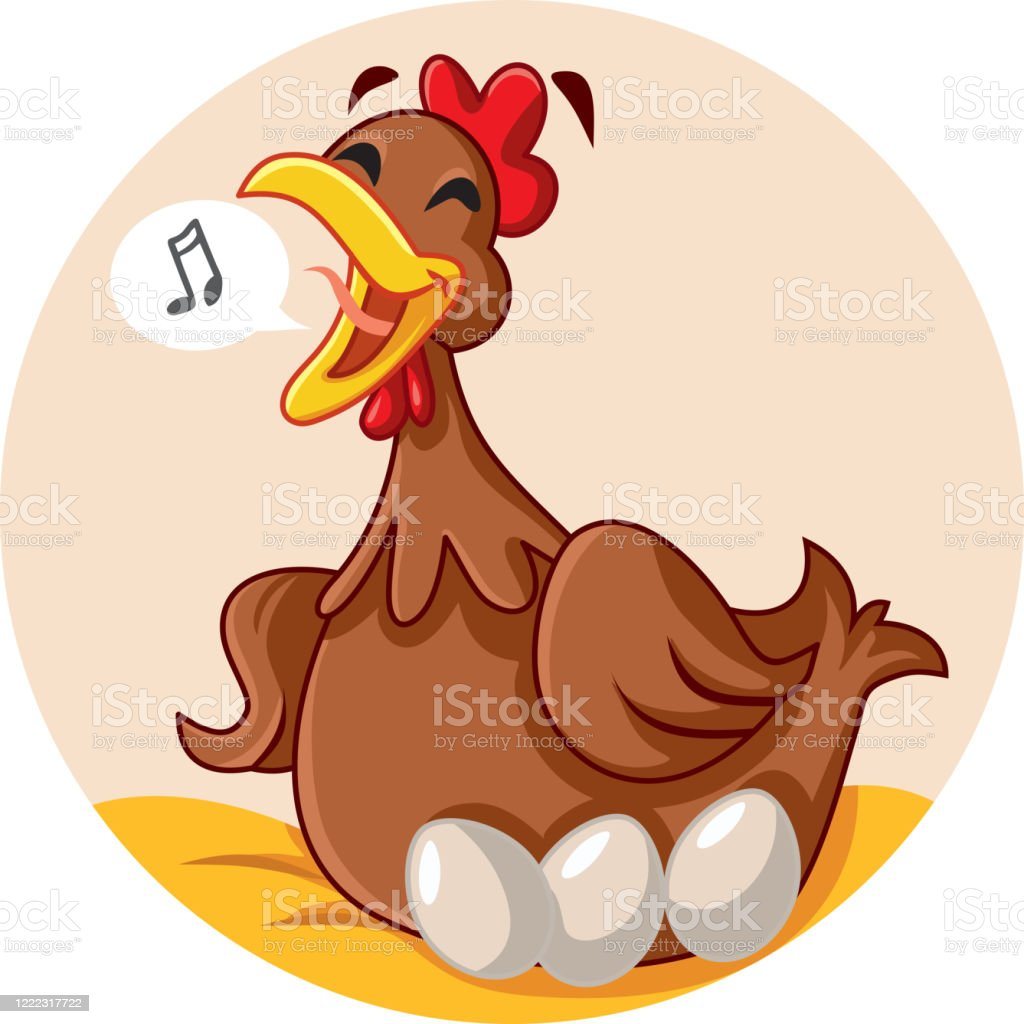 Funny Chicken Holding Blank Sign Royalty Free Cliparts, Vectors, And Stock  Illustration. Image 22300887.