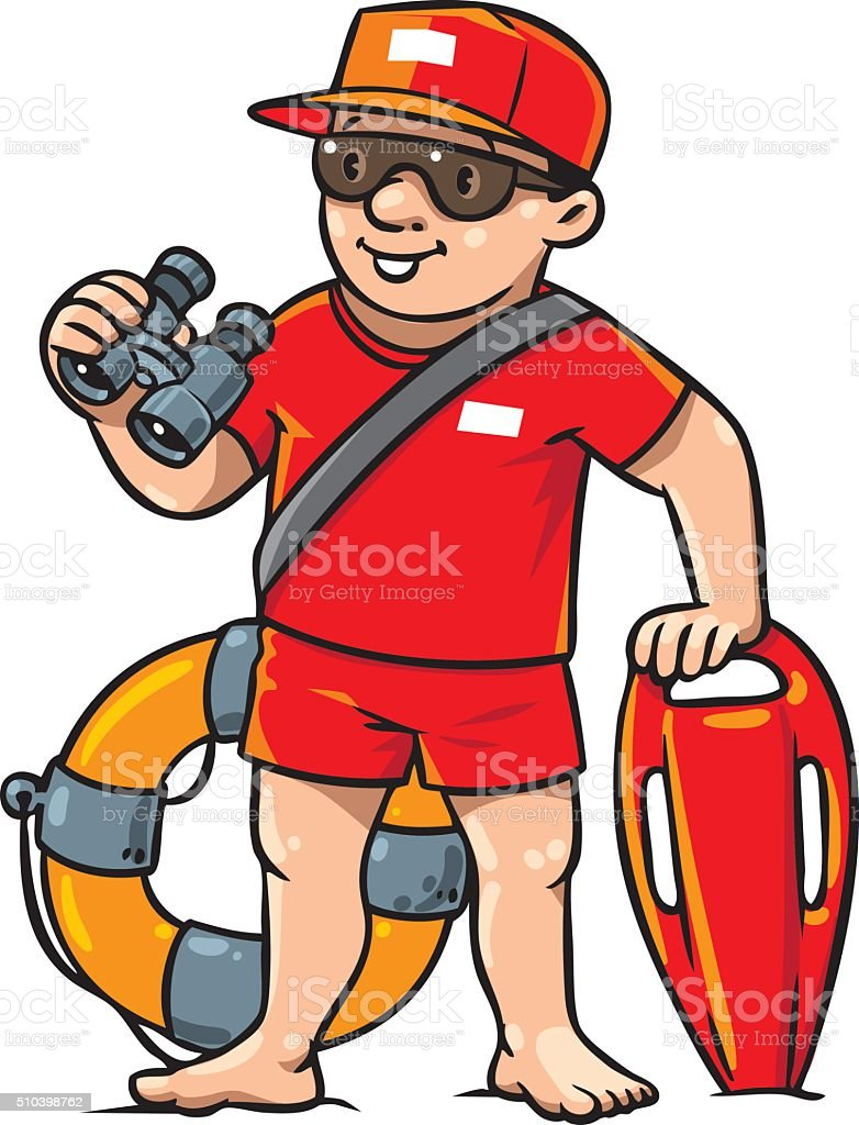 royalty free lifeguard cap clip art vector images illustrations rh istockphoto com lifeguard clipart png clipart lifeguard chair