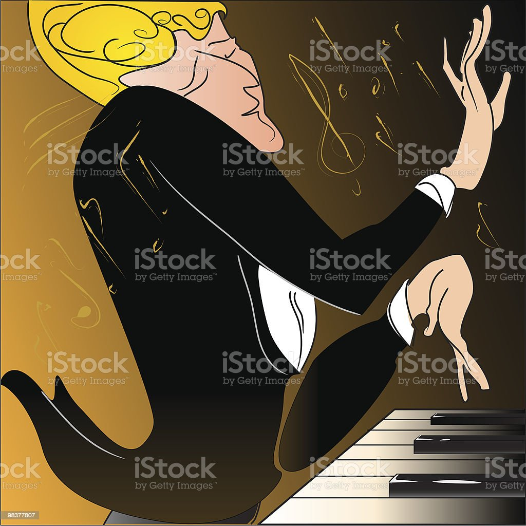 Funny musician royalty-free funny musician stock vector art & more images of adult