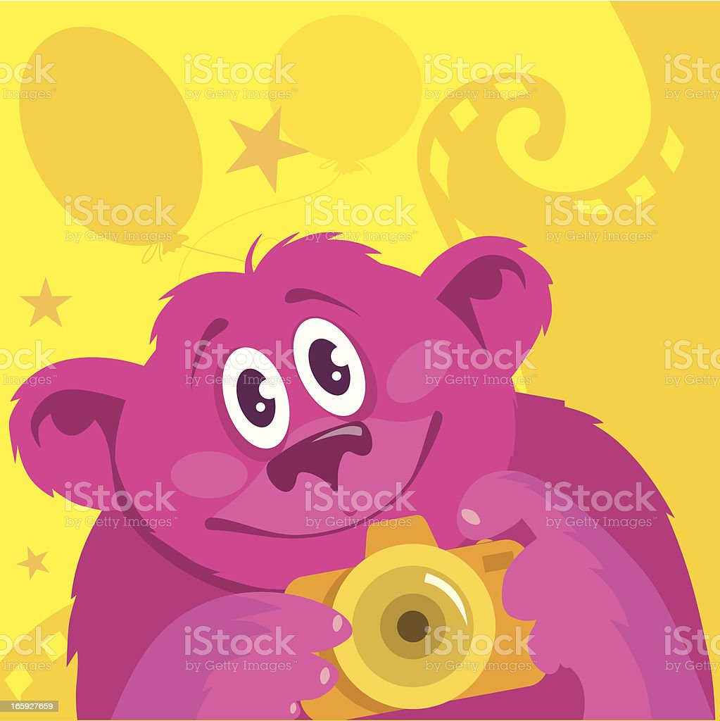 funny photographer royalty-free funny photographer stock vector art & more images of animal