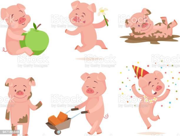 Funny pink pigs playing games vector id947185348?b=1&k=6&m=947185348&s=612x612&h=y kb0wj3nvhhehx 458t3hibpxfvelcp2si9us3dcom=