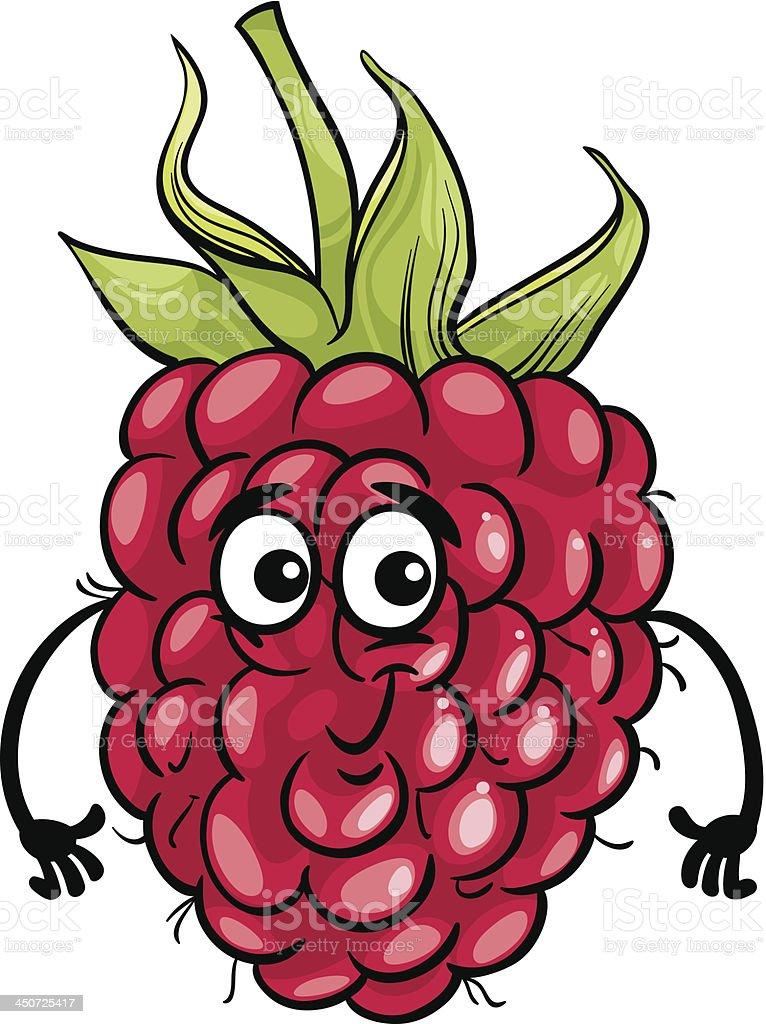 ilustración de frutas ilustración de dibujos animados divertidos