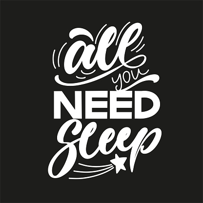 Funny sleep and good night quotes.