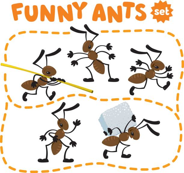 Top Anthill Clip Art, Vector Graphics and Illustrations ...