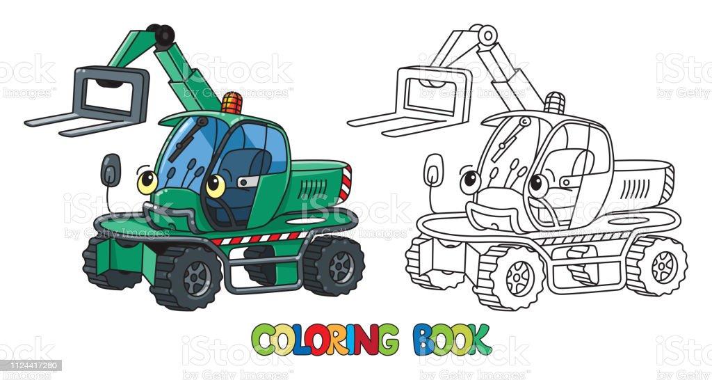 Carro Dibujo Animado Para Colorear ᐈ Carro Para Colorear Imágenes