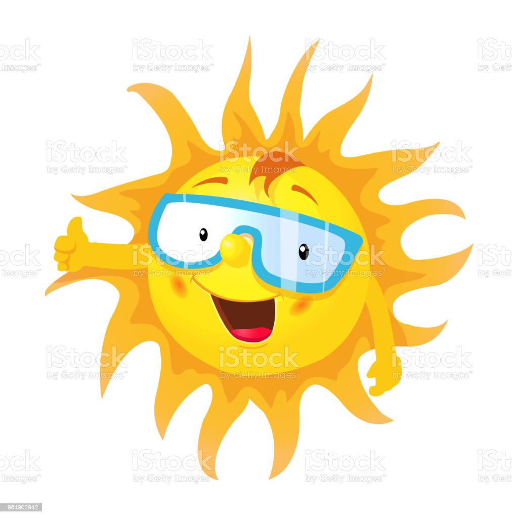 funny sun royalty-free funny sun stock vector art & more images of beach