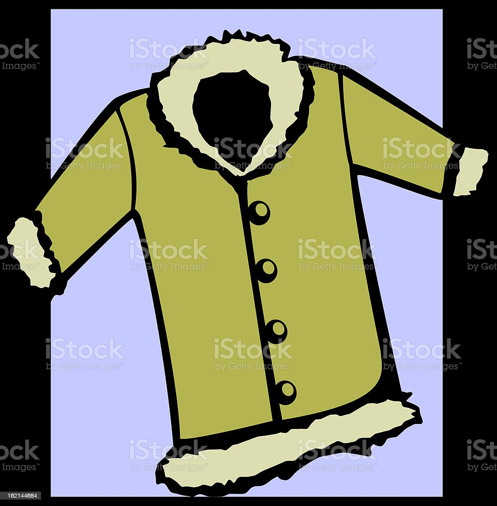 fur coat royalty-free fur coat stock vector art & more images of beauty
