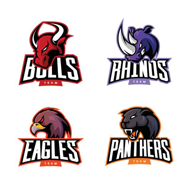 4997806c37f05 Best Panther Logo Illustrations, Royalty-Free Vector Graphics & Clip ...
