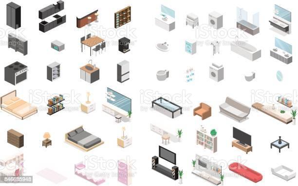 Furniture constructor for creating a bathroom living room bedroom vector id846685948?b=1&k=6&m=846685948&s=612x612&h=nrhv3djkhjzai7x3 kuibg0nycgtsm5hl gru1 uhou=