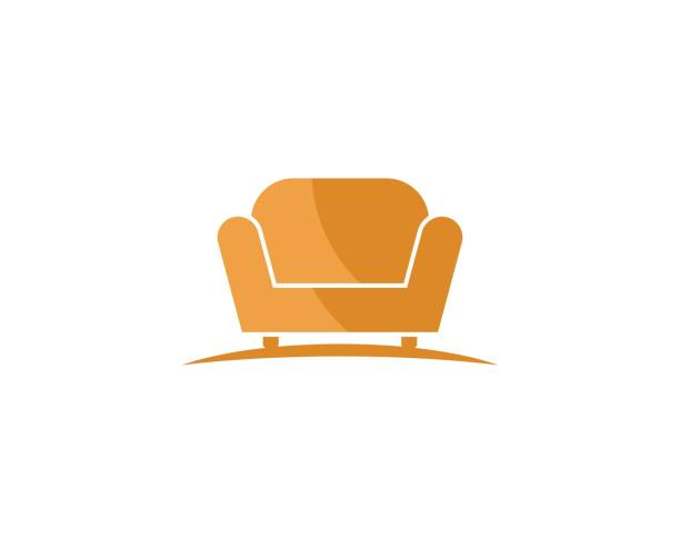 Möbel-Symbol – Vektorgrafik