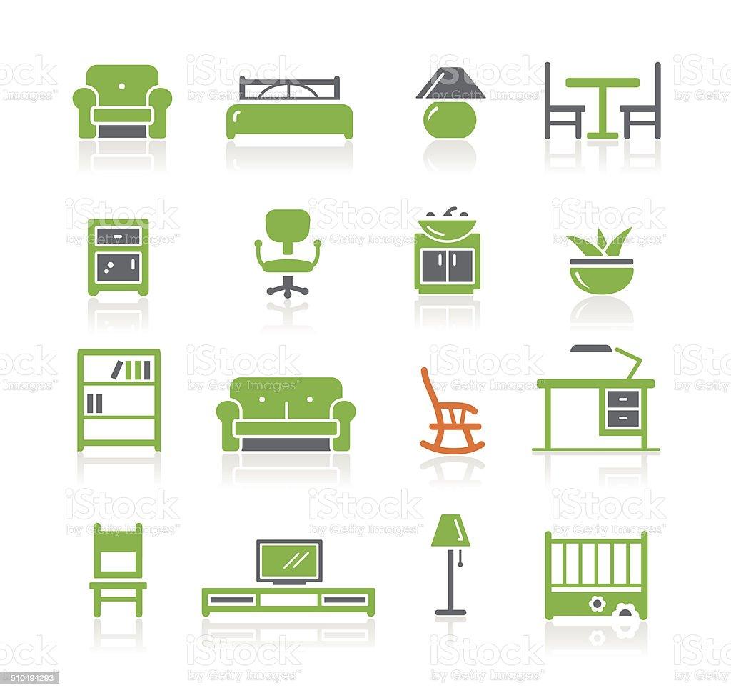 Furniture Icons | Spring Series