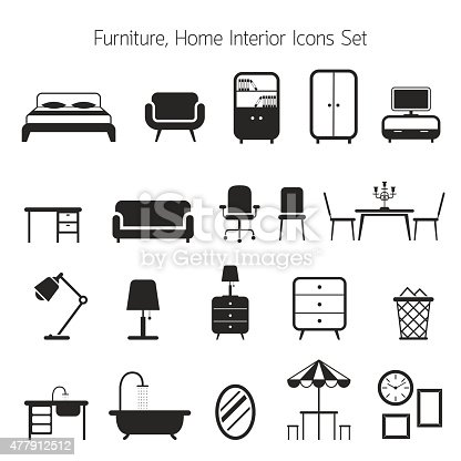 Household, Home Interior Objects