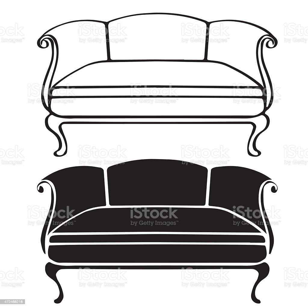 Clipart Sofa Set Thecreativescientist com