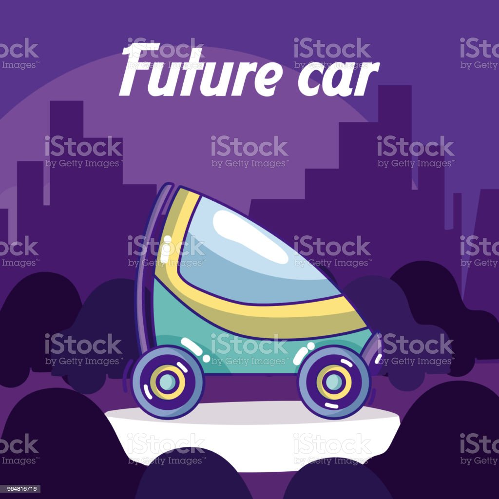 Future car concept royalty-free future car concept stock vector art & more images of above