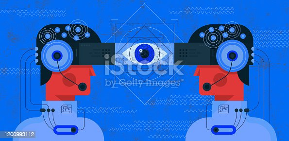 istock Future Communication 1200993112