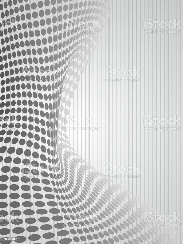 Futuristic abstract background vector art illustration