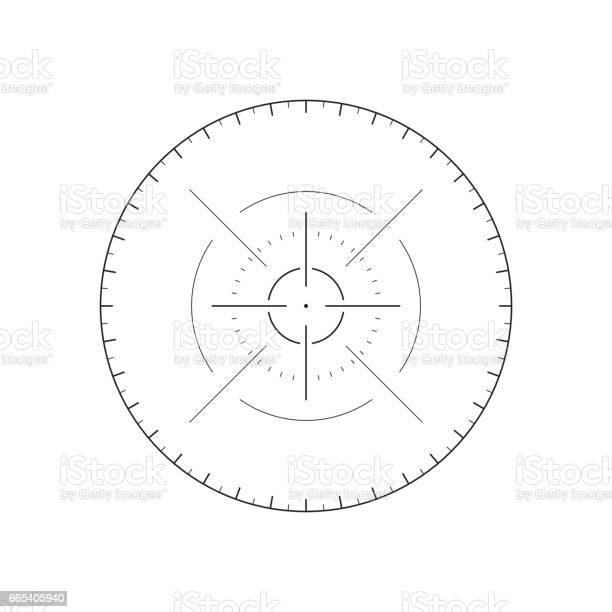 Crosshair Free Vector Art - (9,303 Free Downloads) on