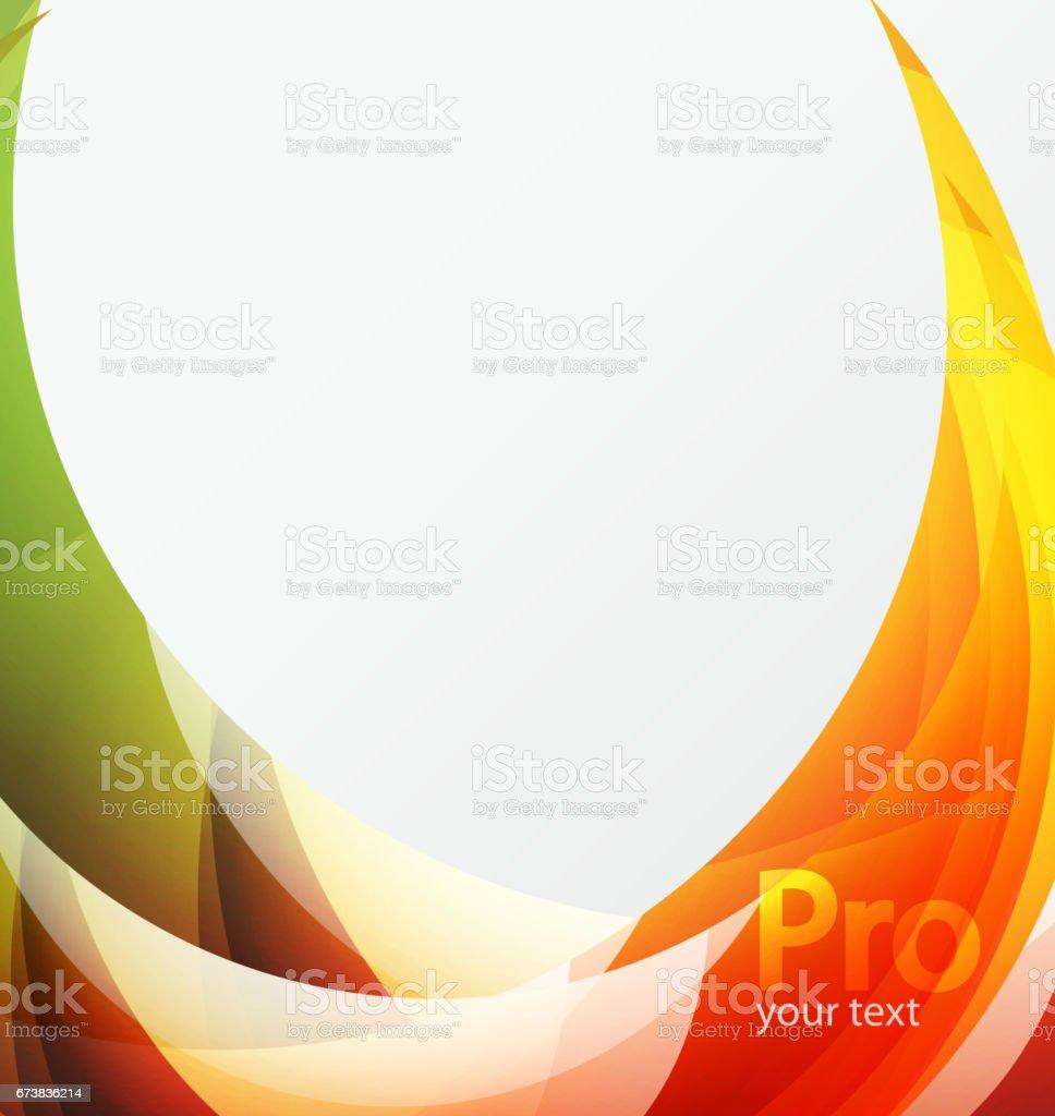 Verre haute technologie futuriste abstrait de vague. Couleur de ligne sinueuse avec effet brillant verre haute technologie futuriste abstrait de vague couleur de ligne sinueuse avec effet brillant – cliparts vectoriels et plus d'images de abstrait libre de droits