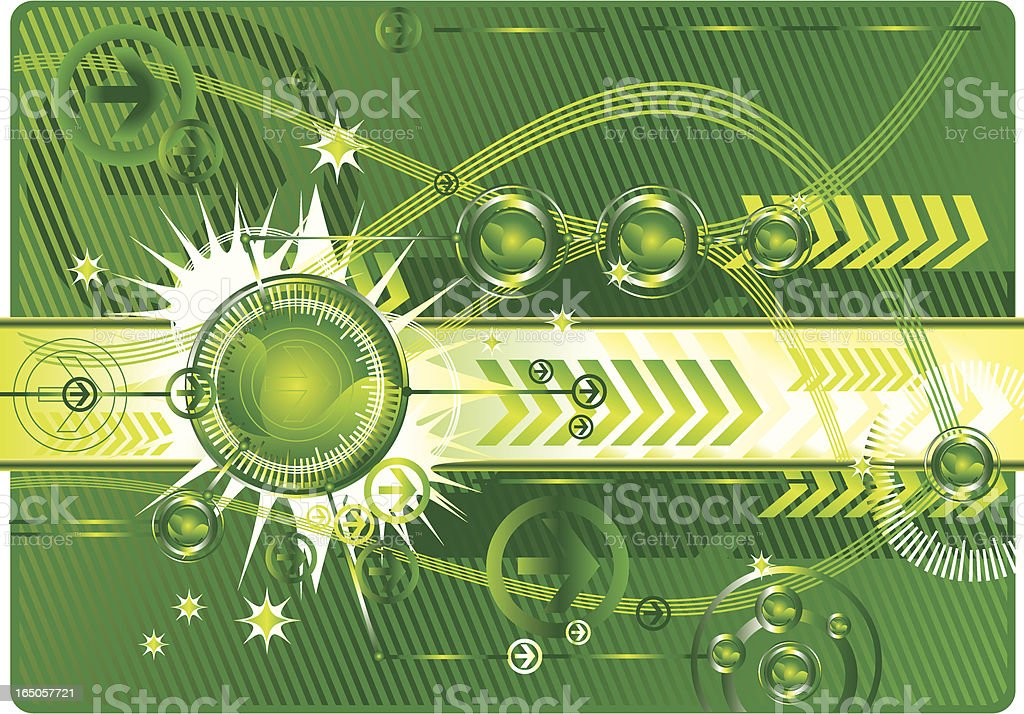 Futuristic tech II royalty-free futuristic tech ii stock vector art & more images of abstract