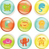 Gaks Badge Buttons