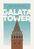Galata Tower Galata Kulesi