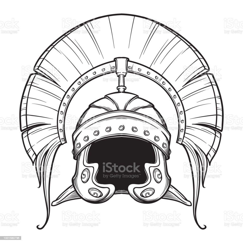 Roman Centurion Helmet Template | BCCA