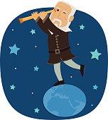 istock Galileo Galilei 469986866