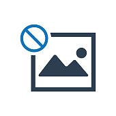 Gallery Unavailable Icon