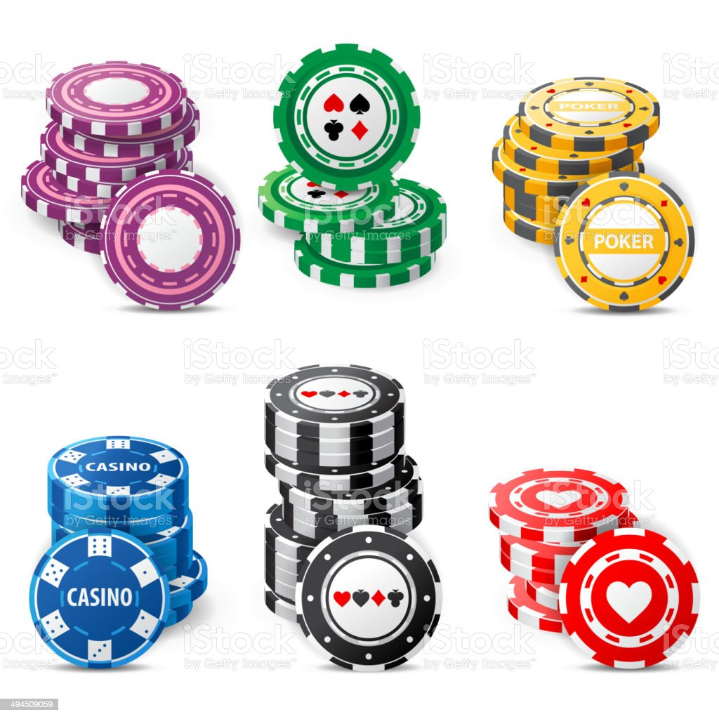 gambling chips royalty-free gambling chips stock vector art & more images of ace