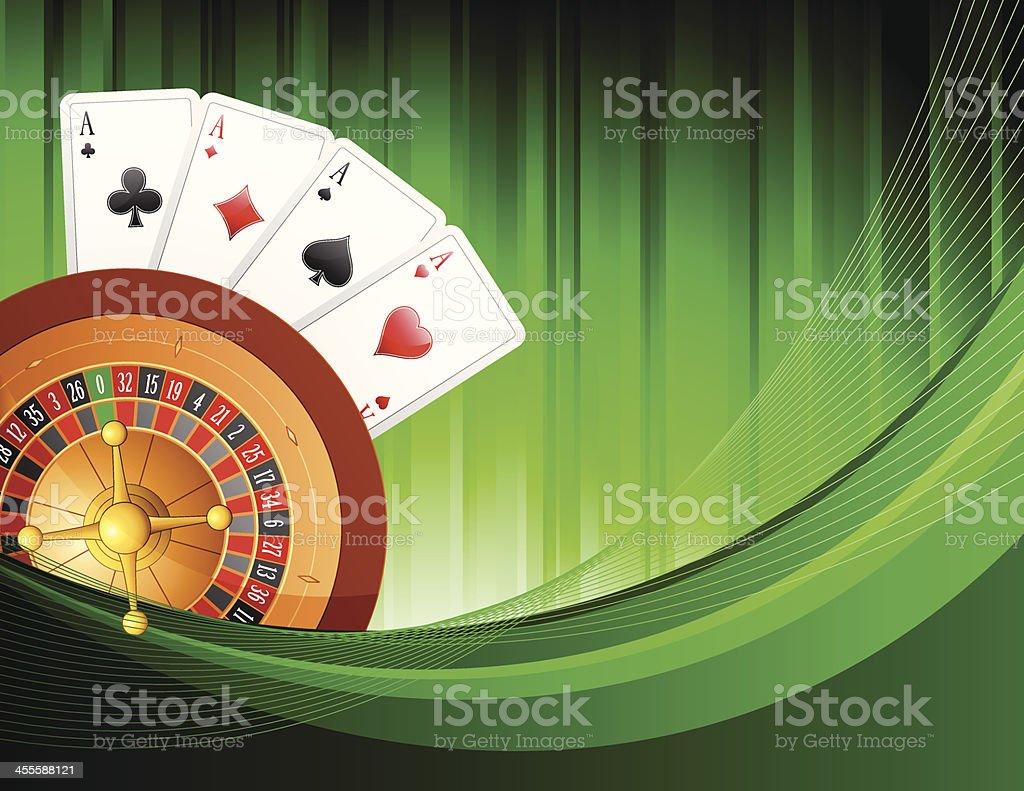 Gambling Design royalty-free stock vector art